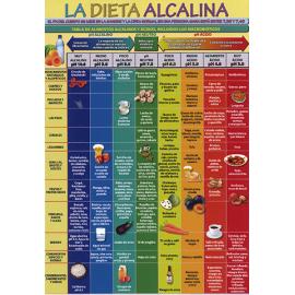 FICHA LA DIETA ALCALINA (29,5 x 21 cm)