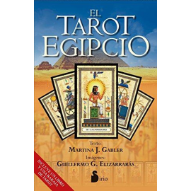 TAROT EGIPCIO, EL (+ CARTAS)
