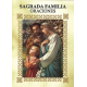 LIBRITO ORACIONES SAGRADA FAMILIA 7X5 CM
