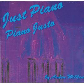 CD PIANO JUSTA