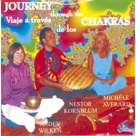 CD VIAJES A TRAVES DE LOS CHAKRAS
