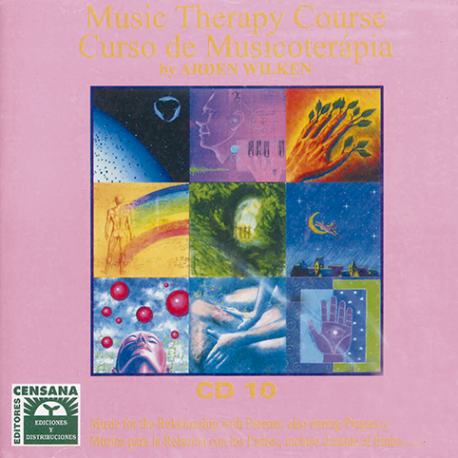 CURSO DE MUSICOTERAPIA CD-10