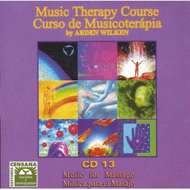 CURSO DE MUSICOTERAPIA CD-13