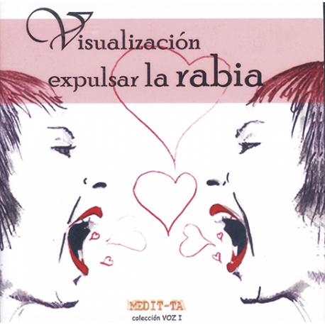 CD VISUALIZACION EXPULSAR LA RABIA