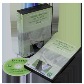 DVD CURSO PRACTICO DE PILATES