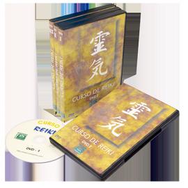 DVD CURSO DE REIKI